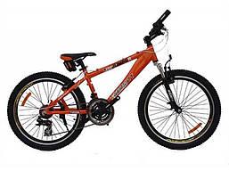 Подростковый велосипед Azimut 24*243+A-1 Jumper