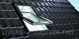 Мансардное окна ROTO (Рото) Designo R45 H WDT RotoTronic 5×7