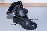 Ботинки «ОМОН-Л кожа» облегченные (спецобувь летняя), фото 2