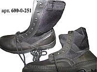 Ботинки ОМОН (сетка), модель 110 (спецобувь летняя)