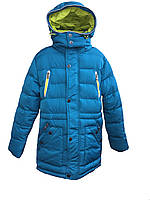 Зимняя куртка на мальчика,подросток,теплая