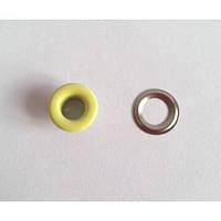 Блочка с кольцом 5 мм ( №3 ) эмаль № 108