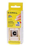 "Средство для удаления кутикулы  ""Delia"" Coral Pharma (11ml)"
