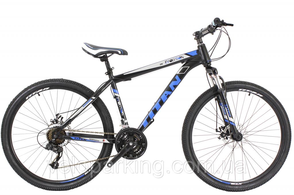 Горный велосипед Titan Evolution 26 (2017)