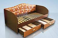 "Подростковая кровать ""Фиджи"" (80х190)"