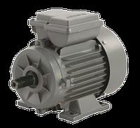 Однофазный электродвигатель с постоянно включенным конденсатором
