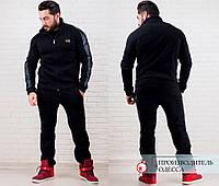 Мужской Спортивный костюм турецкая трех нитка