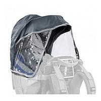 Серый козырек от дождя  для детских переносок  Sun Roof and Rain Cover DEUTER 36614 4000