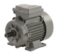 Однофазный электродвигатель с постоянно включенным конденсатором 3000 об/мин, 0.18 кВт