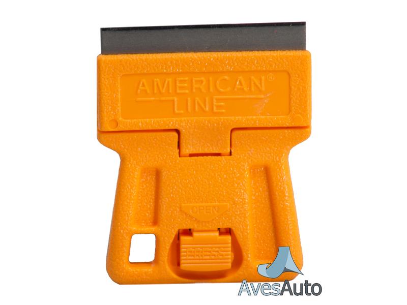 Мини скребок American Line Mini Scraper GT 212