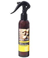 """Спрей для поврежденных волос """"Легкое расчесывание"""" 150мл Dr. Sante Argan Hair"""