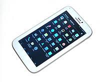 """Планшет Samsung Galaxy Tab 3 (S5) (2 SIM) 7"""" 0,5/4 ГБ 0,3/0,3 Мп Android white белый Гарантия!"""