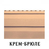 Панель стеновая (корабельная доска) DOCKE Крем-брюле