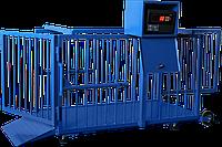 Весы 1500х1000х1500 мм. для взвешивания свиней и мелких рогатых животных весом до 500 кг.