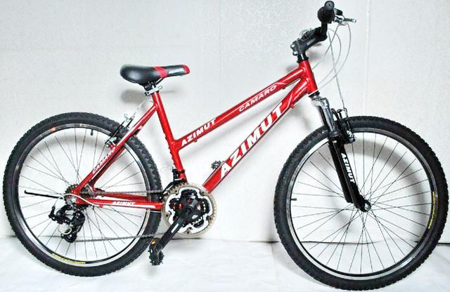 Горный велосипед Azimut 26 дюймов Camaro Lady