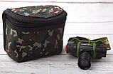 Фонарь налобный мини с фокусировкой,  BL-6660, фото 4