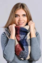 Шарфы женские осень-зима