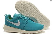 Кроссовки женские  Nike Roshe Run low (navy/wh . кроссовки, женские кроссовки найк, женские кроссовки