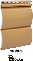 Панель стеновая виниловая Блок-хаус DOCKE