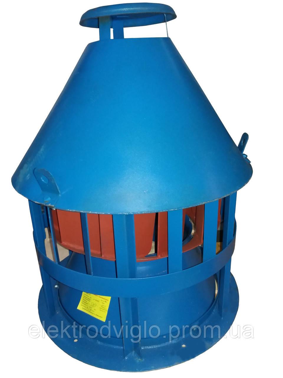 Вентилятор ВКР №5 1,1кВт 1000об, фото 1