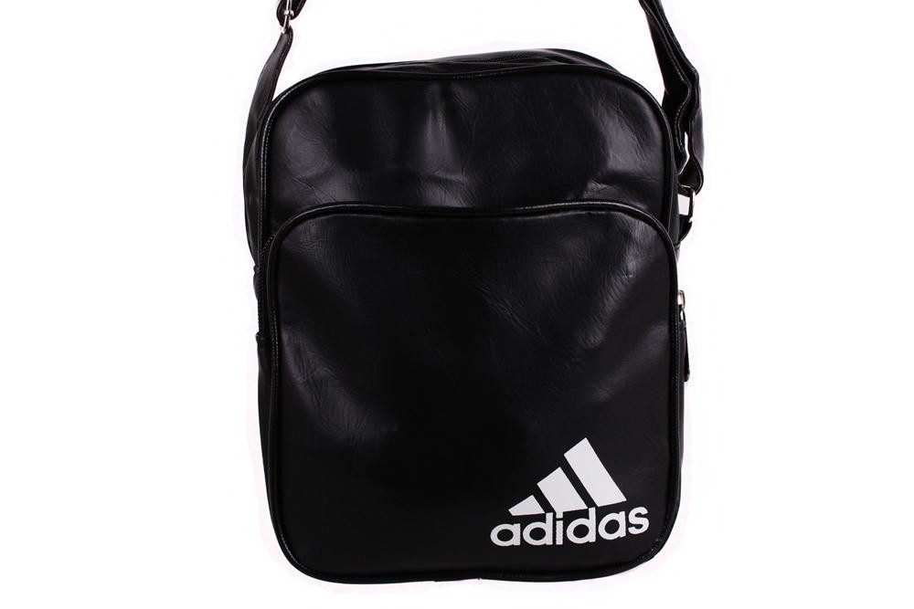 d0edaeb7bbc0 Спортивная сумка Adidas через плечо черная: 13 $ - Сумки Киев ...