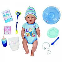 Новинка!!! Милый интерактивный Baby Born малыш Zapf Creation 822012