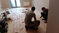 Укладка штучного дворцового художественного паркета Киев