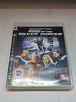 Fantastic Four Rise of the Silver Surfer Sony PlayStation 3 PS3 Лицензия