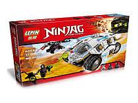 Конструктор Ниндзя 06040 (аналог Лего Ниндзяго), 371 деталь
