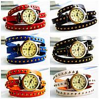 Винтажные часы браслет JQ retro