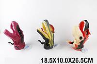 Голова динозавра (перчатка) 3 вида 18х10х26 /96/
