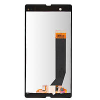 Дисплей (LCD) Sony C6602 L36h Xperia Z/ C6603 L36i / C6606 L36a with touch screen white