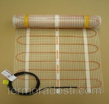 Тонкий мат Fenix CM 150/4 (4,0 м2) для теплого пола под плитку
