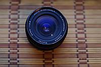 Широкоугольный объектив Vivitar 24mm 2.8 OM