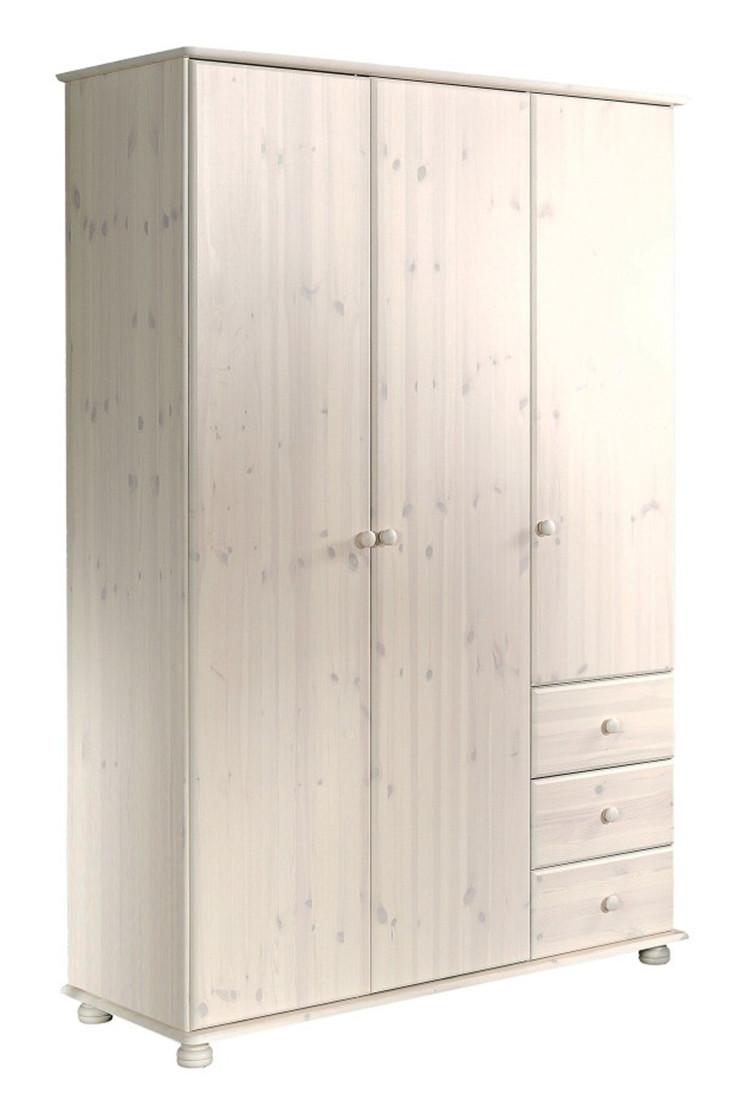 Шкаф из массива дерева 050