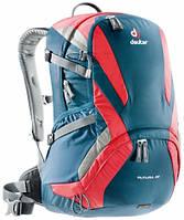 Практичный городской рюкзак 22 л. для экскурсий, шопинг-тура FUTURA 22 DEUTER, 34204 3514 синий