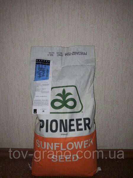 Семена подсолнечника (Пионер) P64HE118 ( Високоолеїновий )