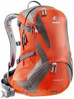 Оранжевый спортивный рюкзак 22 л. для экскурсий, шопинг-тура FUTURA 22 DEUTER, 34204 9402