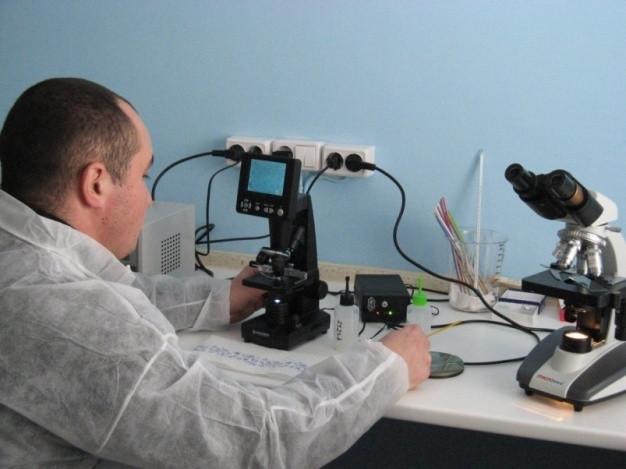Мікроскопічне дослідження сперми