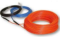 Тонкий кабель под плитку Fenix ADSV 10 (120Вт/11,4м/1,0 м2) для теплого пола
