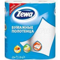 Бумажные полотенца Zewa Deluxe 2-слойные 2 шт (7322540029987)