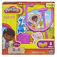 Набор пластилина Play Doh - Doctor Kit (Доктор Плюшева А6077)
