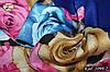 Женский шерстяной платок Цветочек, фото 5