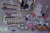 Подставка для конфет, капкейков, кексов заготовка для декора