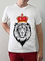 """Мужская футболка """"Король лев"""""""