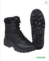 Берцы MIL-TEC  BLACK ′SWAT BOOTS′ 12827000