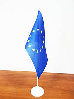 Флажок Евросоюза настольный