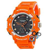 Часы спортивные мужские/женские G-Shok оранжевые