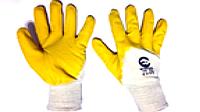 Перчатки для стекольщика 1сорт светлые