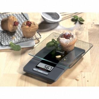 Весы кухонные  Soehnle FIESTA серый 65106